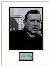 Ian Paisley Autograph Signed Display